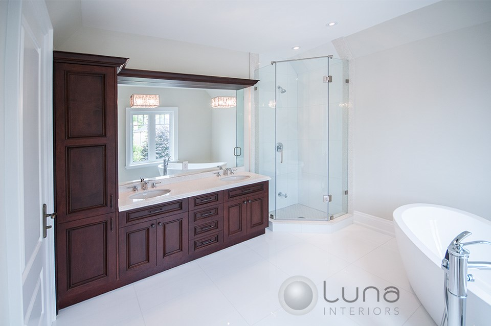 Custom Bathroom Vanities Toronto
