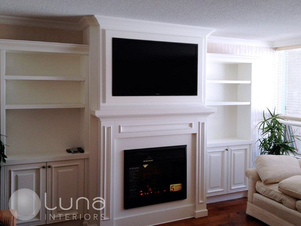Custom Entertainment Units Toronto