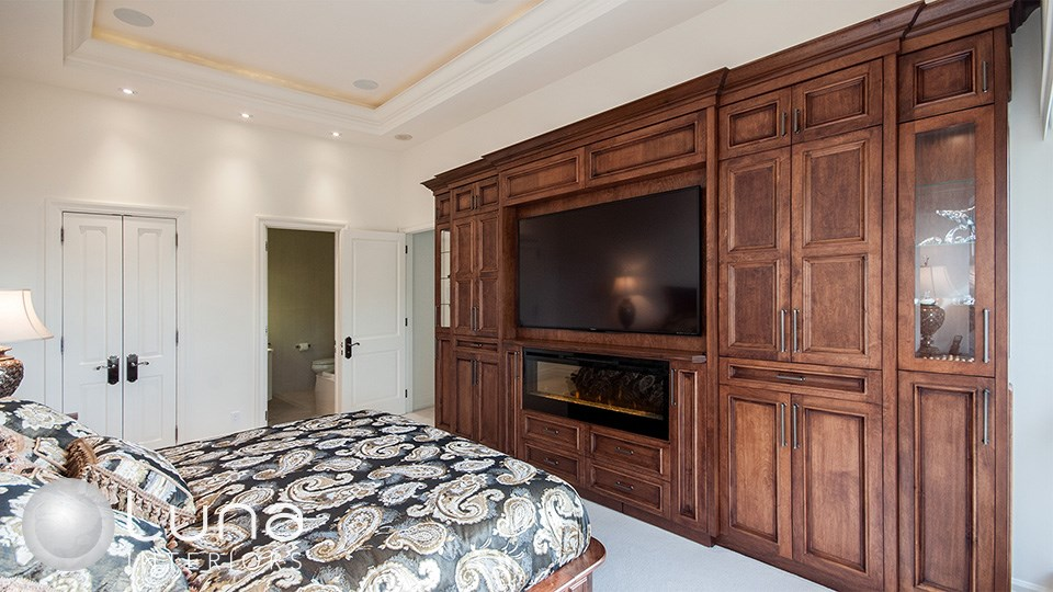 Custom Bedroom Cabinetry Toronto